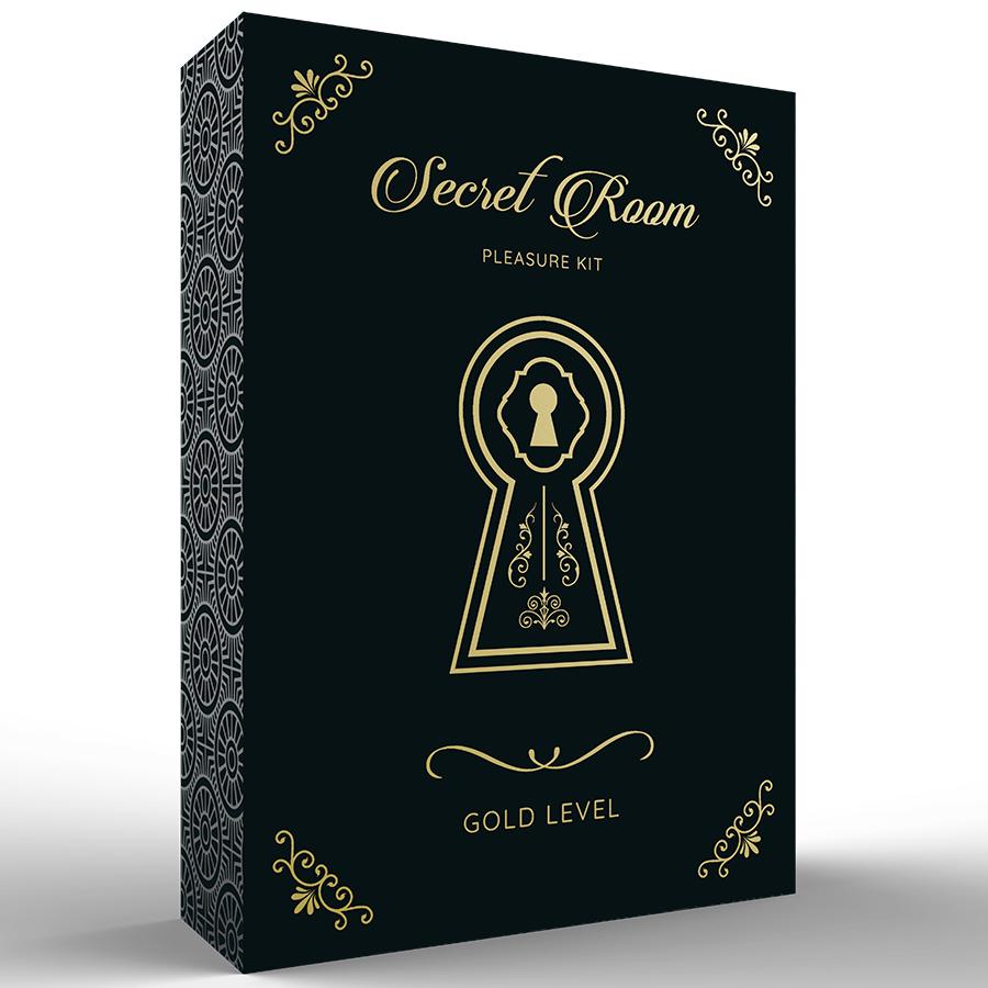 Secret Room Pleasure Kit Gold