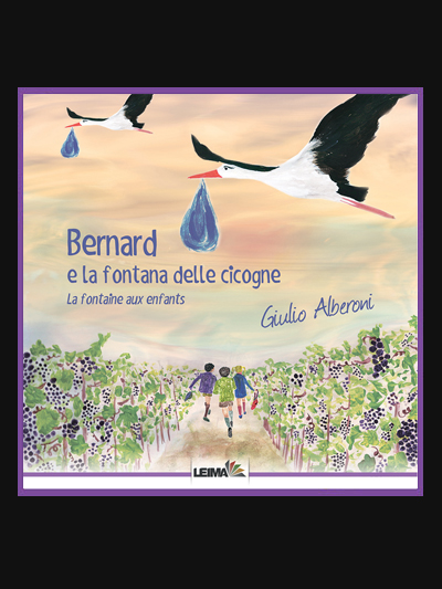 Bernard E La Fontana Delle Cicogne
