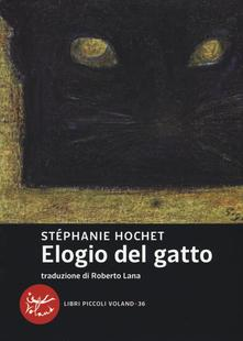 Elogio Del Gatto