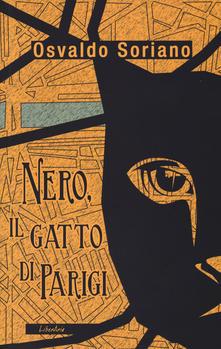 Nero Il Gatto Di Parigi