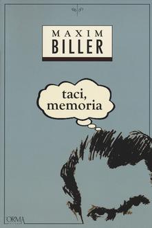 Taci Memoria