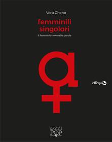 Femminili Singolari
