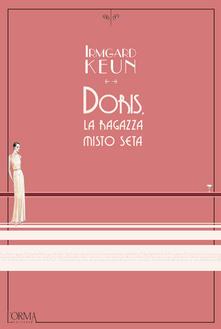 Doris La Ragazza Misto Seta