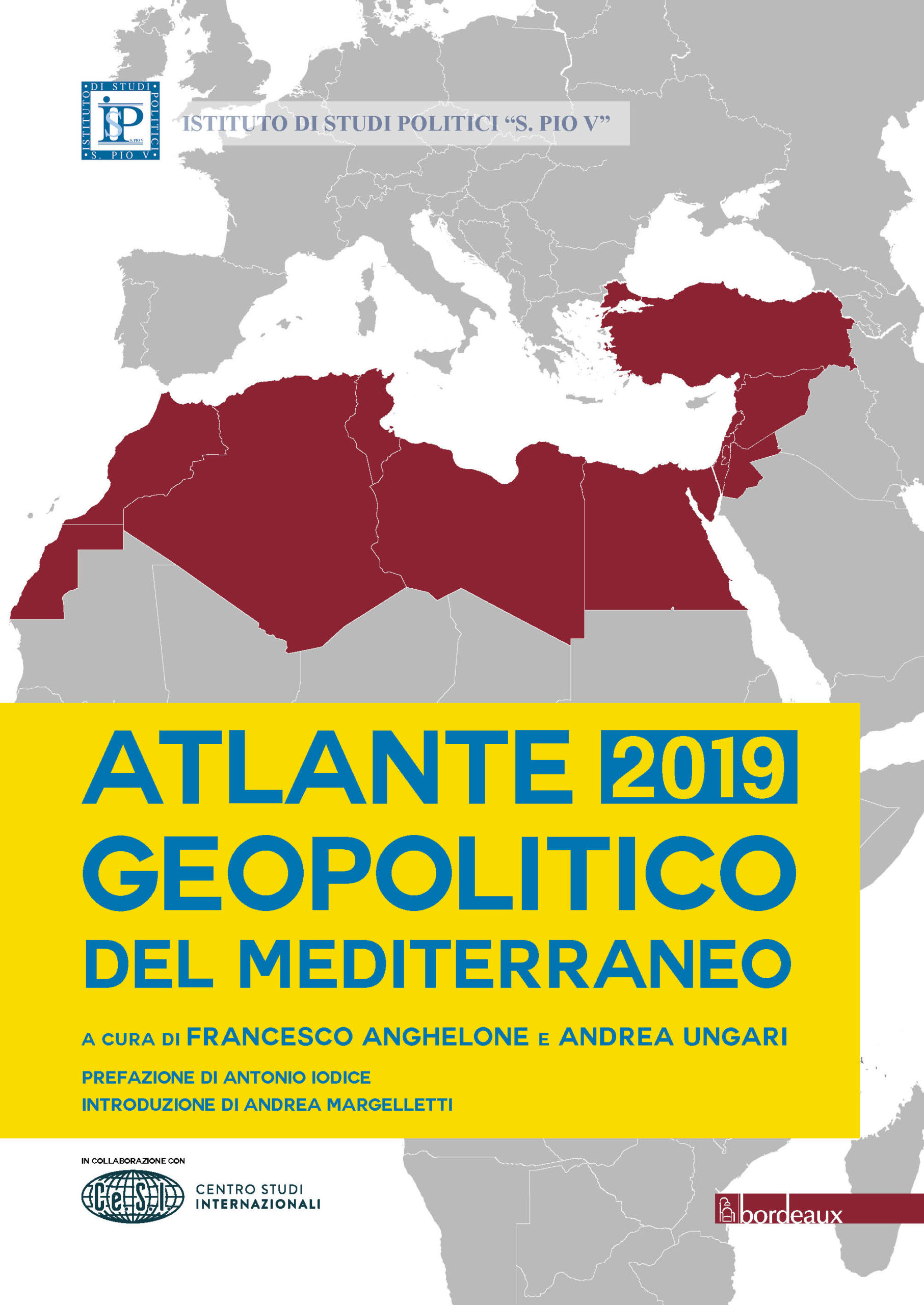 Atlante Geopolitico Del Mediterraneo